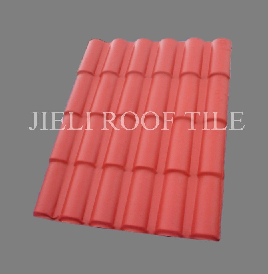 resin roofing resin roma roof sheet