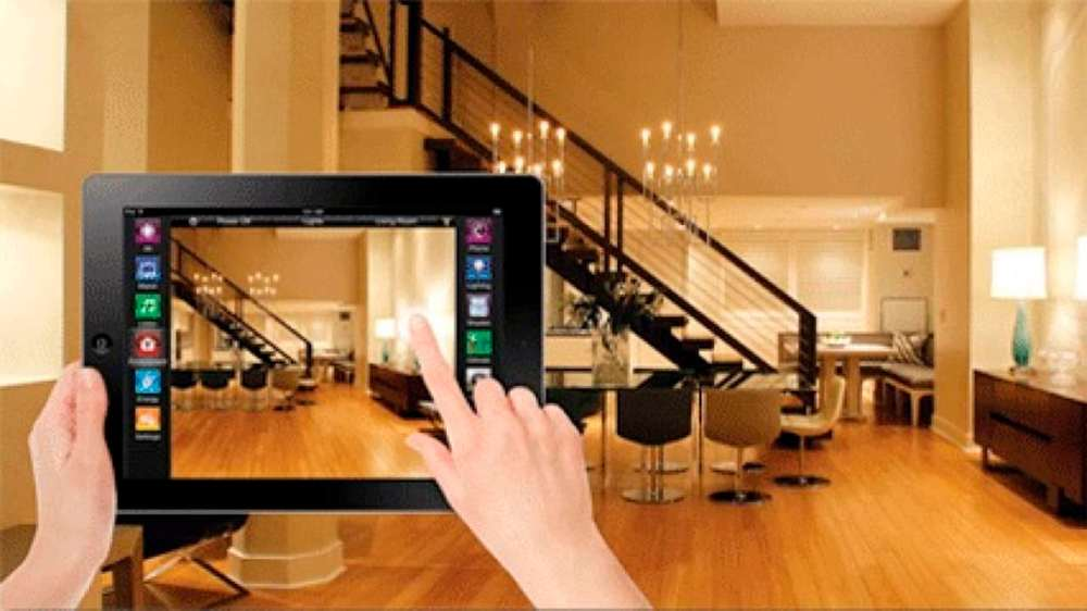 medium resolution of interior home automation system for lighting indoor for domestic use trueimage
