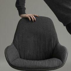 How Much Fabric To Cover A Chair Cushion Cushions Canada Plain Customizable Mysecondskin