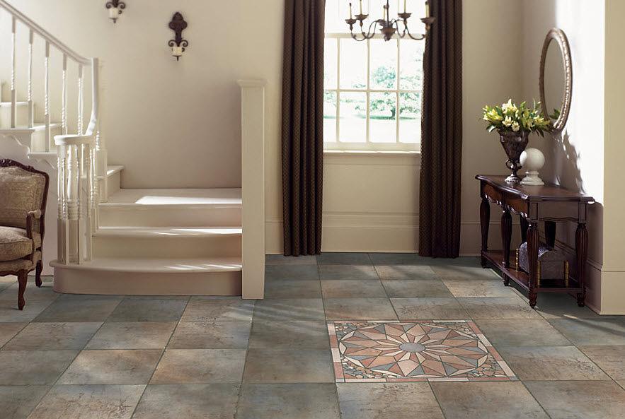 indoor tile quarry stone mohawk