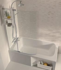 bathtub-shower combination - all architecture and design