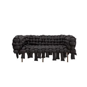 sofa rph flexsteel sleeper review contemporary outdoor leather by fabio novembre a original design fabric 3 seater black