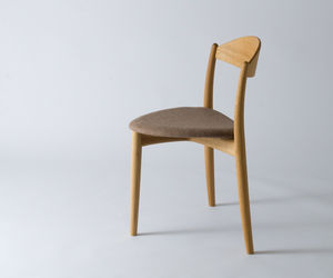 3 legged chair fold up cushion all architecture and design manufacturers contemporary upholstered stackable