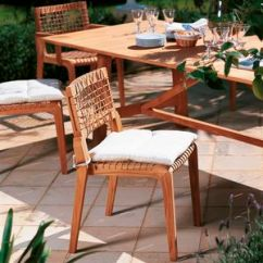 Wooden Porch Chairs Chair Gym Manufacturer Unopiu Garden All The Products On Archiexpo Contemporary Stackable Teak Synthetic Fiber