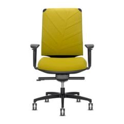 Contemporary Desk Chairs Cheap Table And Chair Sets Office On Casters With Armrests Star Base Armchair Polyester Fabric Adjustable Height