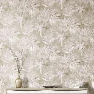 La carta da parati è un elemento che non passa mai di moda,. Traditional Wallpaper Fiori Country Parato Pvc Floral Striped