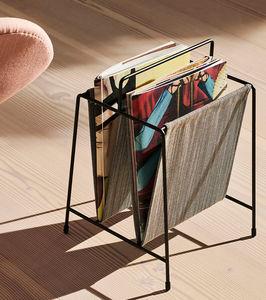 contemporary magazine rack all