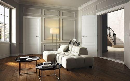 Swing door / wood Miraquadra: Mod. 4B GAROFOLI