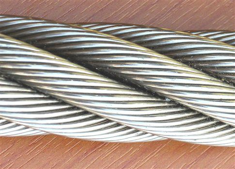 Image result for steel cable pictures