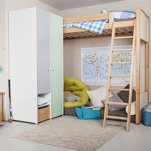 loft bed debe delite teenagers 03