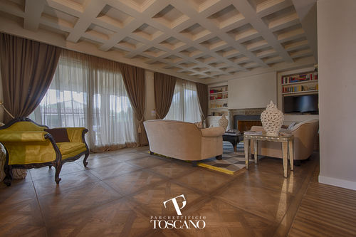 Engineered parquet flooring / oak / oiled QUERCIA OLD - RAFFAELLO Parchettificio Toscano Srl