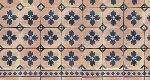 Floor tile / outdoor / terracotta LA MAISON DE TUNISIE MORESQUE Pave Tile & Stone, Inc