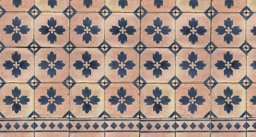 Floor tile / outdoor / terracotta LA MAISON DE TUNISIE MORESQUE Pave Tile & Stone, Inc
