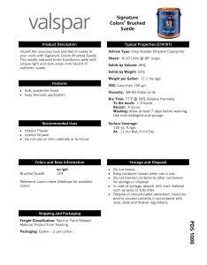 Valspar brushed suede pages also pdf catalogs documentation rh pdfchiexpo
