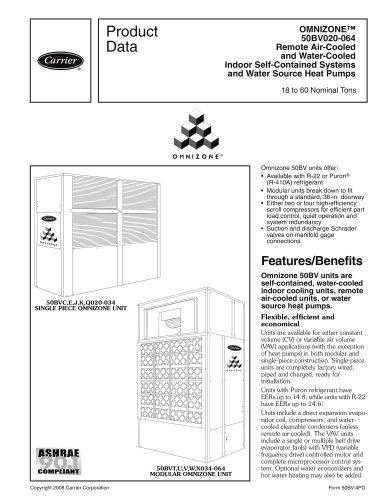 AERO® 39MN,MW03-110 Indoor and Weathertight Outdoor Air