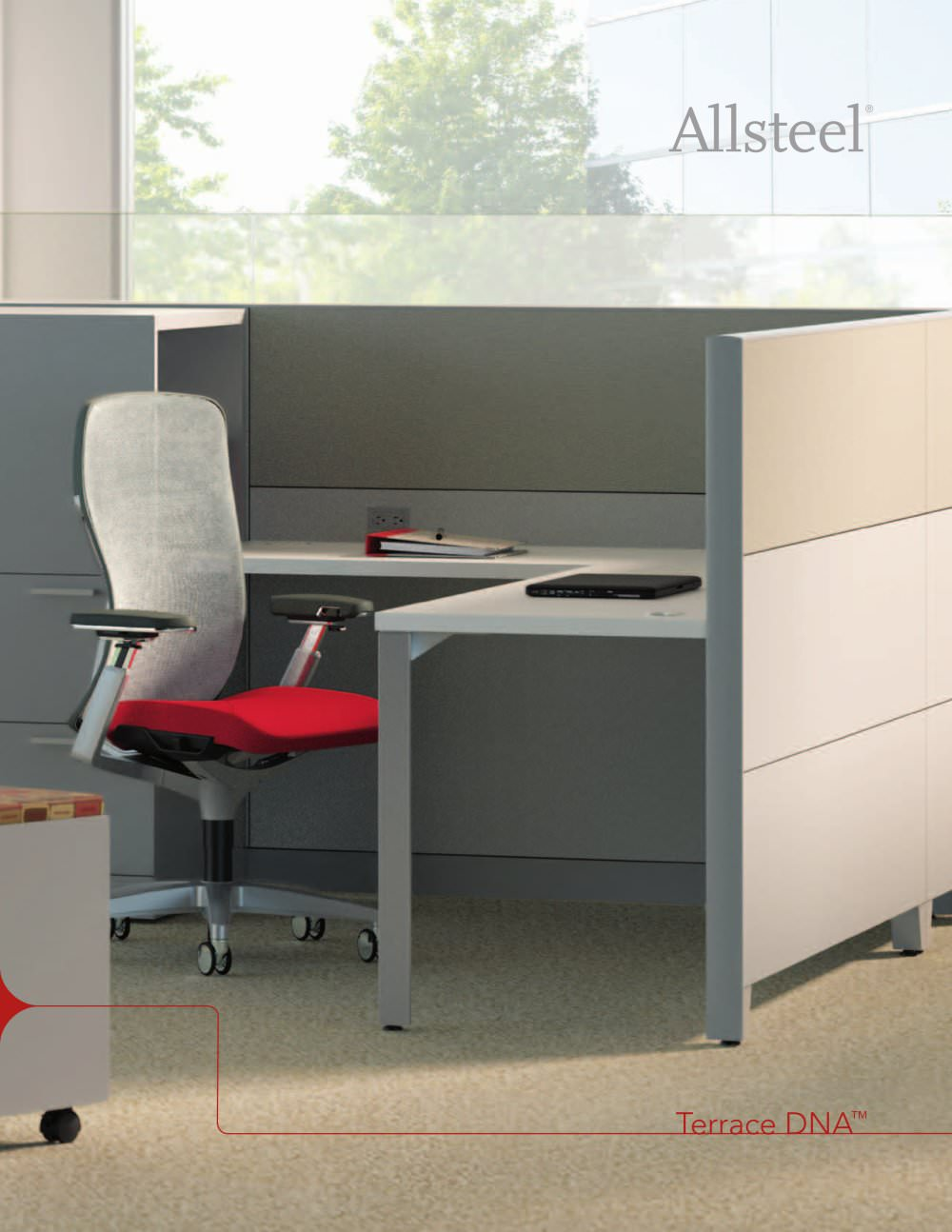 allsteel access chair instructions grosfillex bahia chaise lounge terrace dna brochure pdf catalogs documentation 1 16 pages