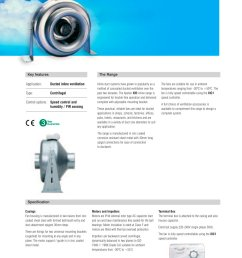 xpelair xid centrifugal metal inline fans 1 84 pages [ 1000 x 1413 Pixel ]