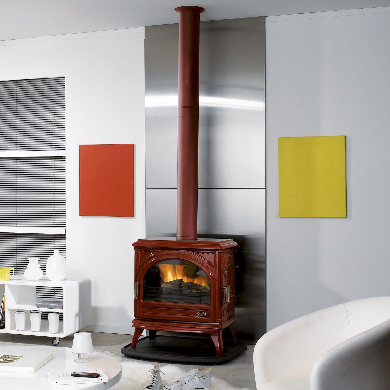 Kamin Gas Und Holz - Wohndesign Ideen