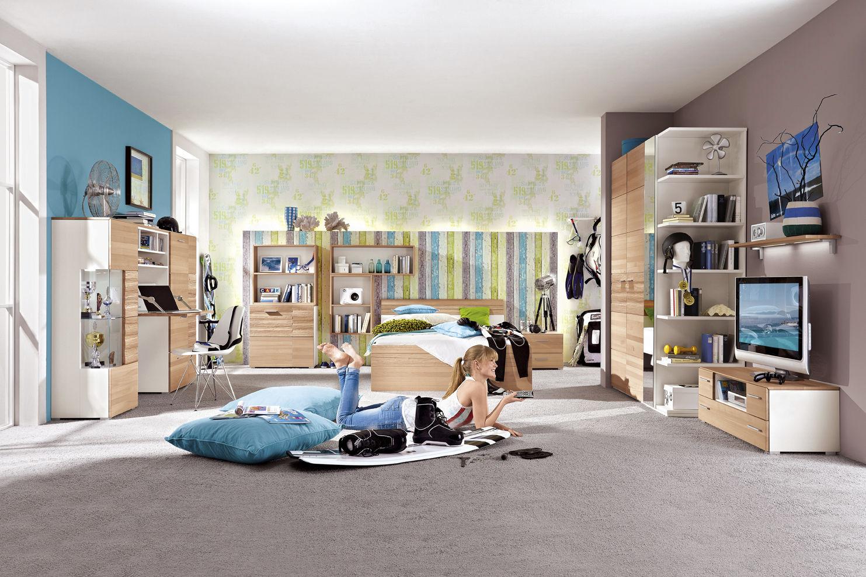 Jugendzimmer Jungen Röhr Kinder Und Jugendzimmer Vianova Project