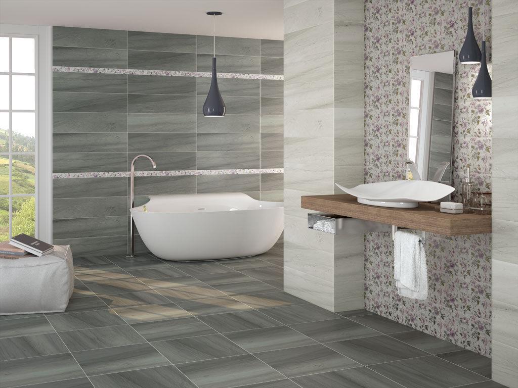 Fliesen Für Badezimmer / Küchen / Für Böden / Keramik - Pluton - Ape