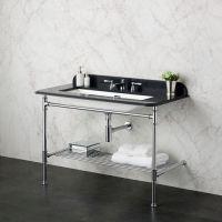 Waschbecken Unterbau / aus Chrom   METALLO 113   Victoria ...