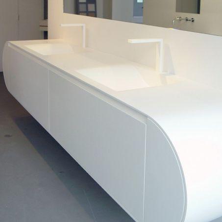 meuble vasque double kerrock