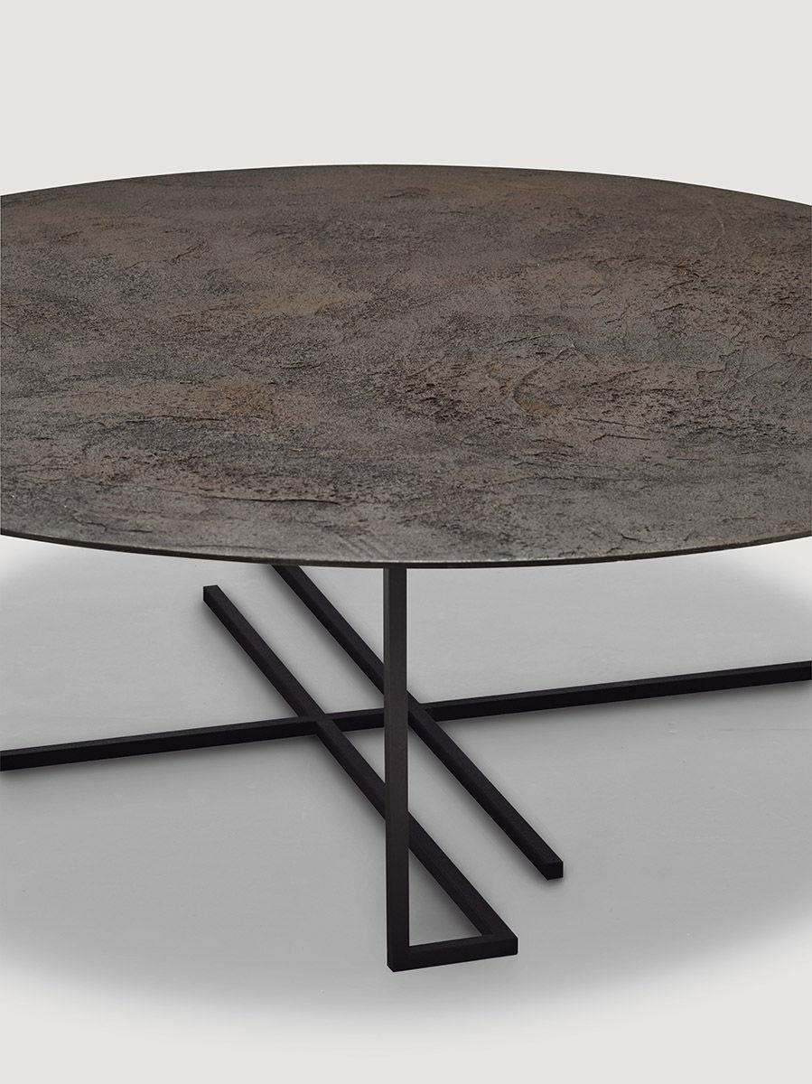 table basse contemporaine urushi da