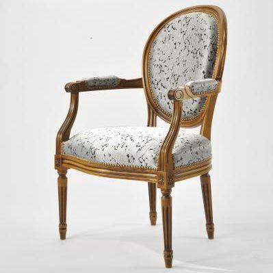 fauteuil de style louis xvi chaises