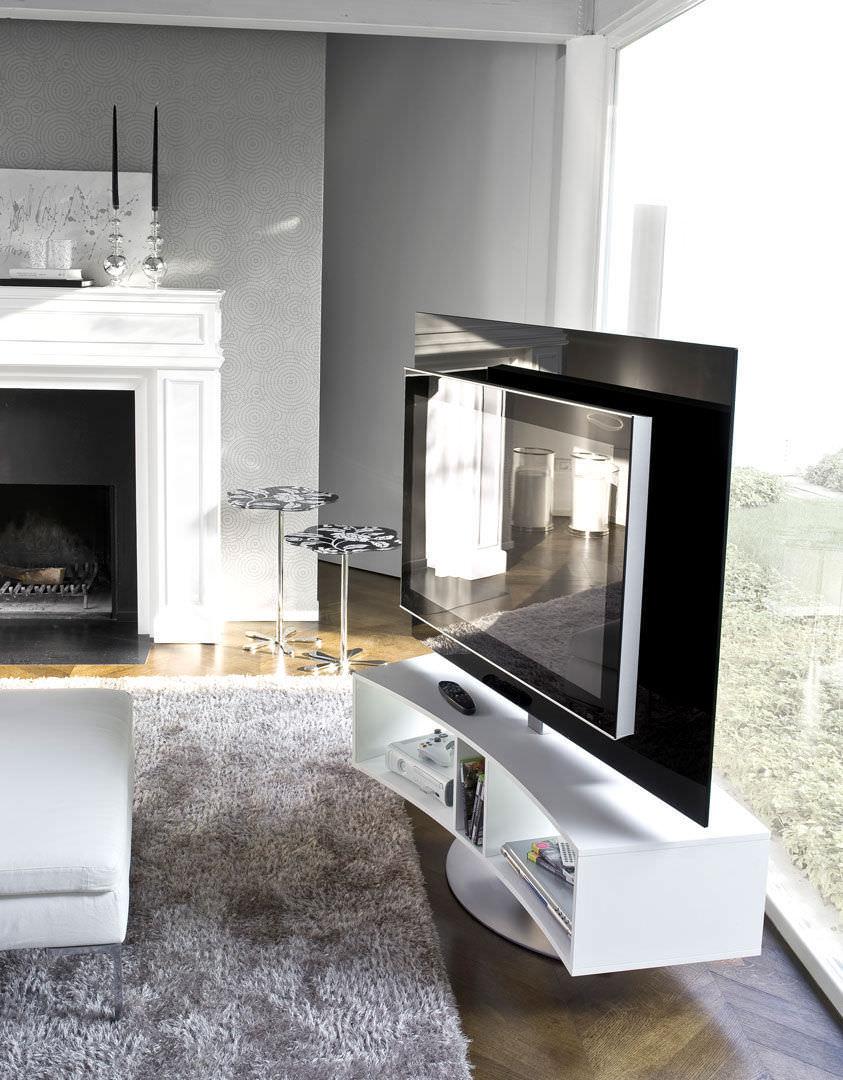 meuble de television contemporain
