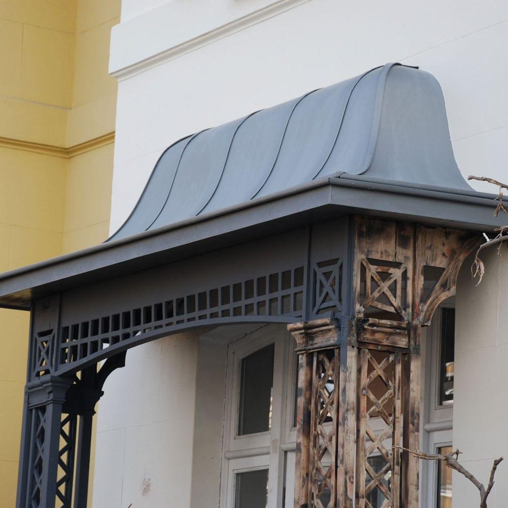 Auvent Porte Fenetre Porte Fenêtre Habillage Pluie Décorateur