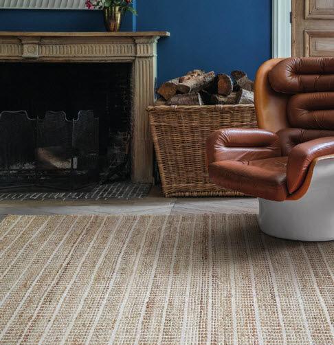 tapis contemporain sand ligne pure