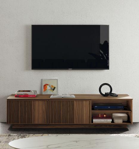 meuble tv contemporain jazz mobenia