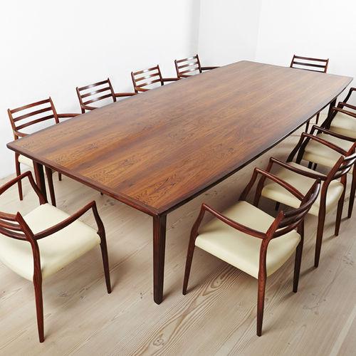 manger design scandinave 1960 1969