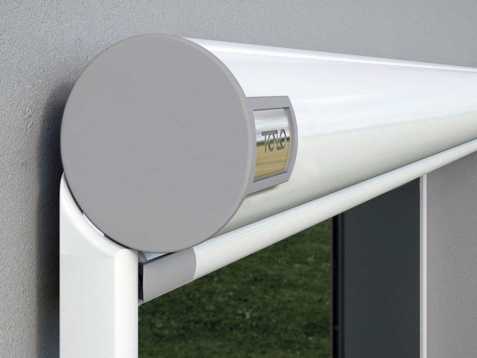 Scopri tutte le soluzioni somfy per motorizzare le tende elettriche per interni. Tenda Da Sole A Rullo Tolo Ga Gibus Spa In Tela In Alluminio Da Esterno