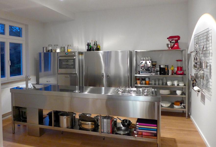 Cucina Schiffini G-one Moderna Laccato opaco bianca ...