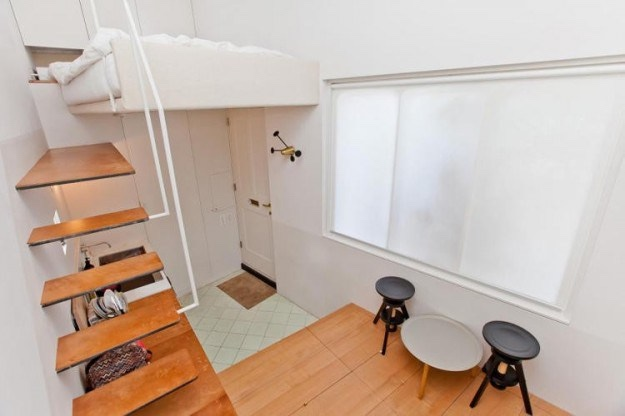 3 mini appartamenti di design