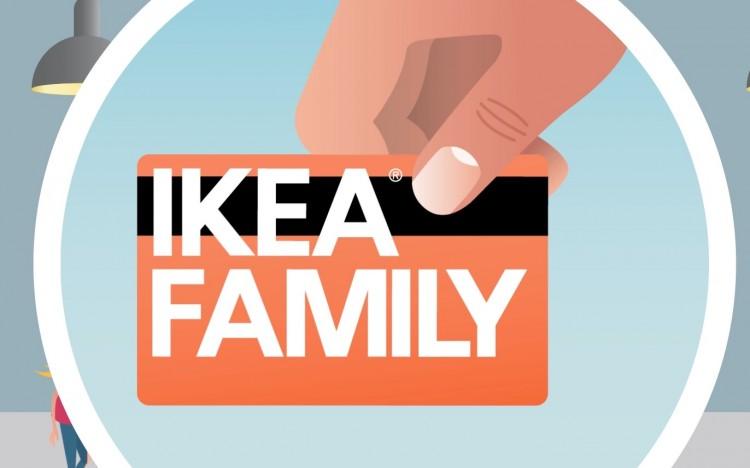 Ikea Family La Carte Fidélité Améliorée
