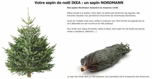 Sapin Ikea De Noël 2018 20 Offerts En Carte