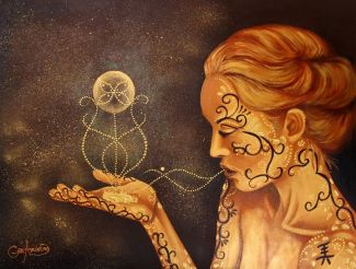 Breath of Life - Paintings by Gen Amistad - Paintings & Prints ...