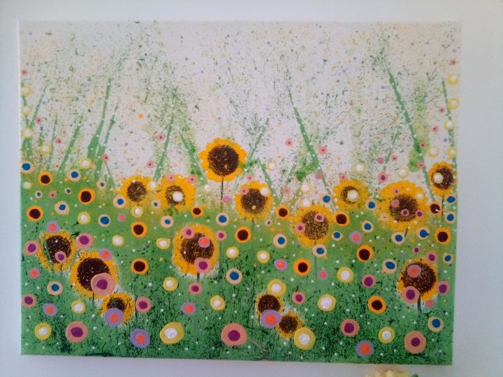 sunflower sizzle f j