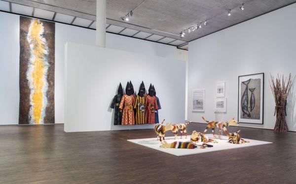 05.03. 19 Uhr Artist Talk Indigenous Contemporary Mit