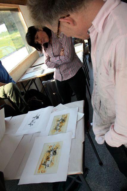 Photogravure Printmaking