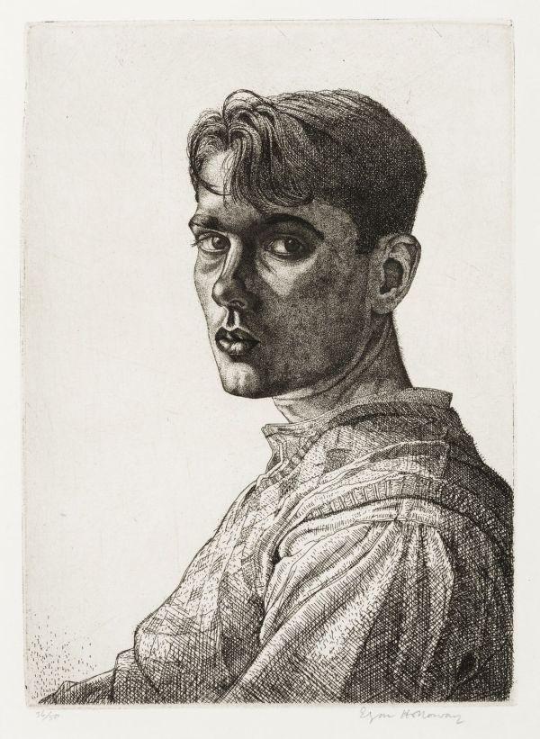 Henry Miller Fine Art Focusing Male Form