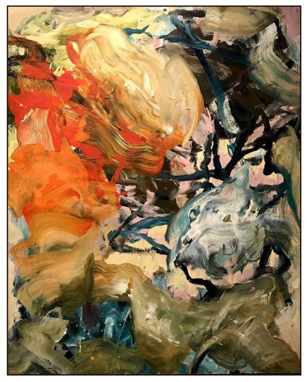 Ian Rayer-smith Paintings - Exhibition Zari