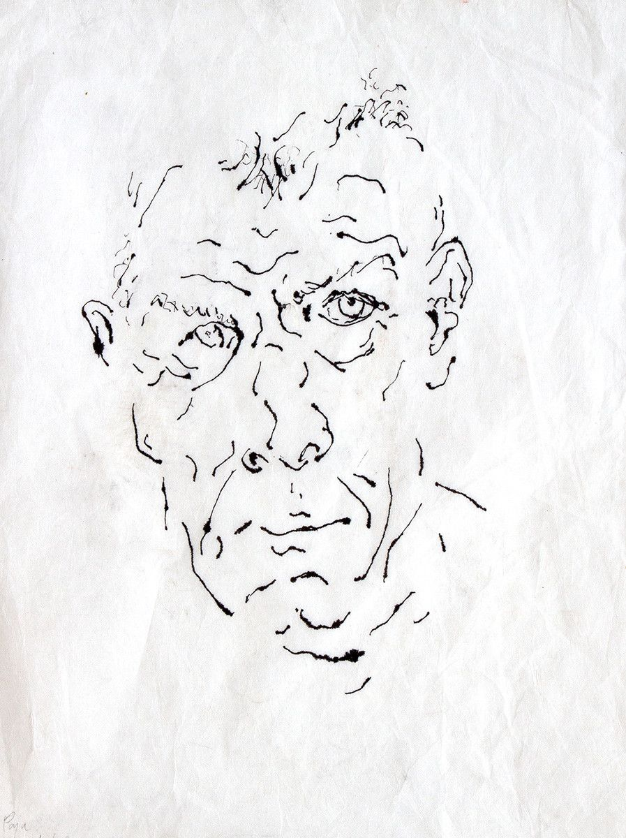 Seeing Through Drawing a celebration of John Berger