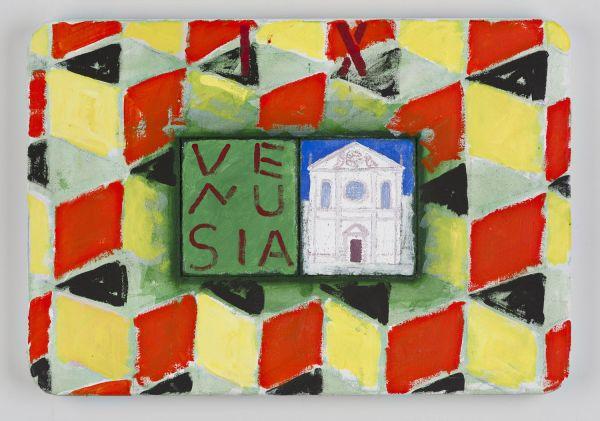 Tilson Stones Of Venice - Exhibition Marlborough
