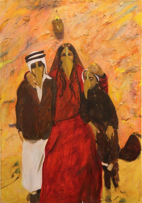 Transition Emerging Middle Eastern Artists - Exhibition