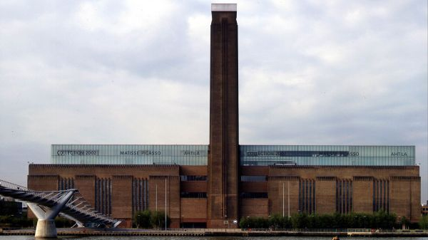 Tate Modern London Art Gallery