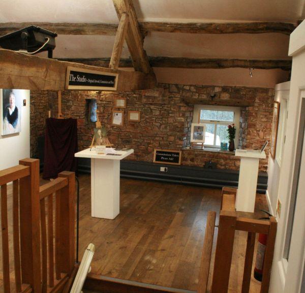 Studio Bashall Barn Art - Clitheroe