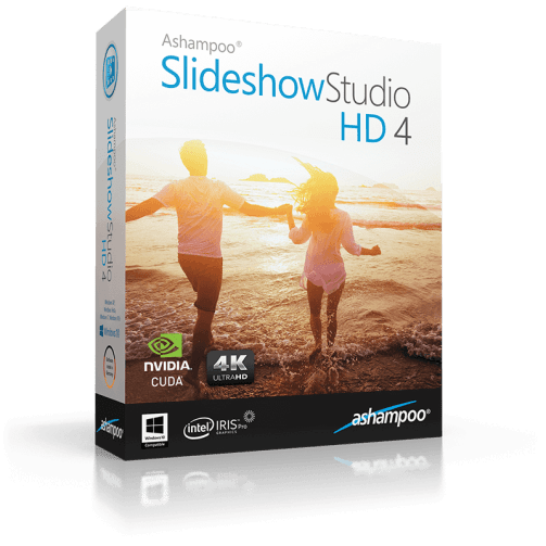 Ashampoo Slideshow Studio 2020 4.0.9.3 Crack + License key Free Download